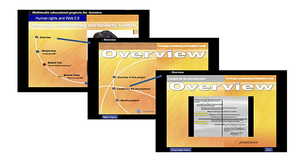 Links to Overview presentation for steps in work