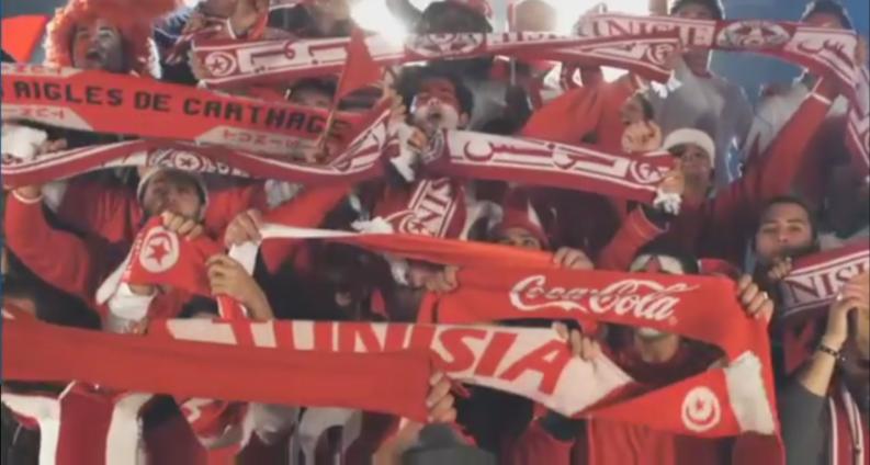 Кадър от тв клип Coca-Cola Tunisia